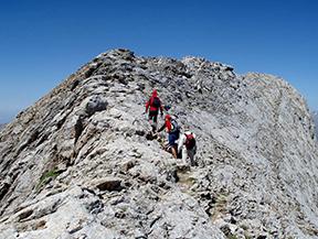 Ascensi�n al Vallibierna y Culebras