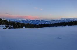 Curso de iniciación al esquí de montaña