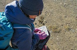 Curso de orientación en montaña