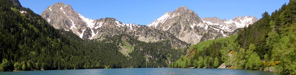 Lago de Sant Maurici