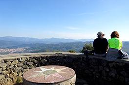 El Mirador de los Volcanes