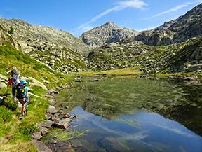 Monta�as del Alto Pallars (4 rutas)