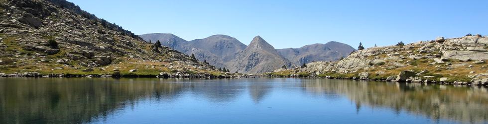 Montañas del Valle de Boí (4 rutas)