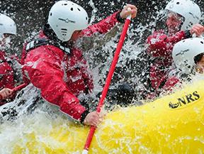Rafting + Viu la Nit!