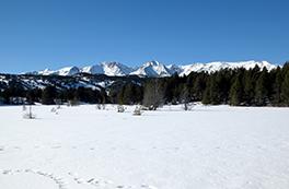 Estanys de Esquits y de las Bulloses