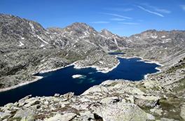 Montañas de la Vall Fosca (2 días)