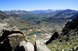 Coronallacs: la vuelta a Andorra (5 días)