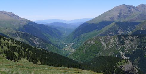 Vall Fosca, Bellera y Manyanet