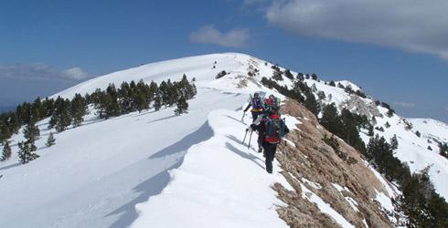 Sierra de Ensija