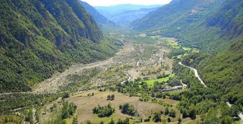 Valle de Barrab�s (Huesca)
