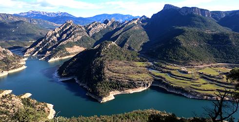 Vall de Lord y sierra de Busa