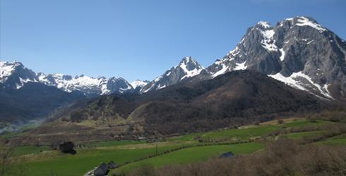 Valle de Aspe