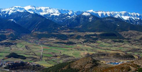 Valle de la Cerda�a (L�rida)