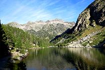 Lago Llong.