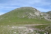 Pico del Portarró (2.734m), fácilmente alcanzable desde el mismo Portarró de Espot.