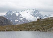 Lago de Goléon.