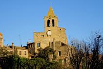 Iglesia de Sant Esteve.
