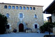 Casa del castillo de Millàs.