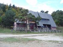 Refugio de la Bassa d´Oles (no guardado).