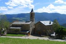 Iglesia de la Virgen de la Candelaria (o de la Purificación) de Enviny.