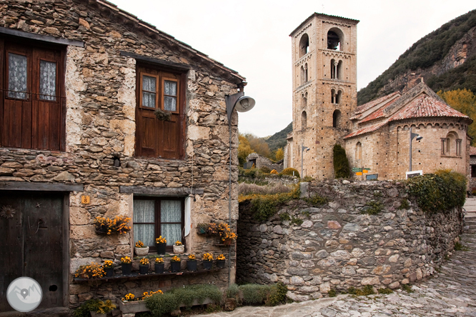 Beget y Rocabruna por caminos de contrabandistas 1