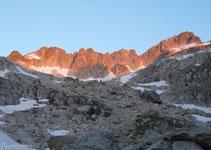 Cresta de Besiberris.