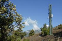 Estación meteorológica de Aixàs.