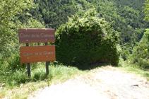 Camino de la Quera.
