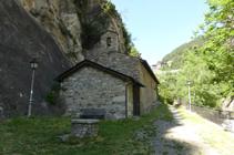 Ermita de Sant Antoni de la Grella.