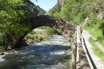 Puente de Sant Antoni de la Grella.