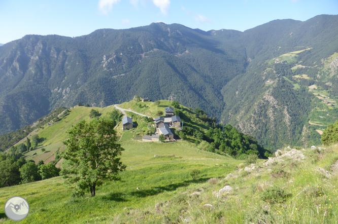 Bony de la Pica (2.402m) desde la Margineda 1
