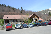 Refugio de Linza.