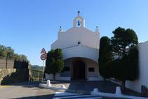 Capilla de Sant Baldiri.