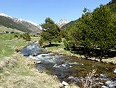 Camino circular de la parroquia de Canillo