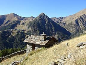 Camino de Percanela - Les Fonts - Pla del Estany