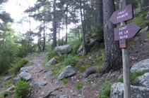Cruce de la Font de la Ruta.