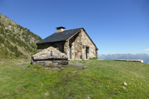Refugio de Prat Primer.
