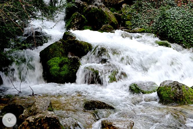 Camino Verde del Valle de Lord - Fuentes del Cardener 1