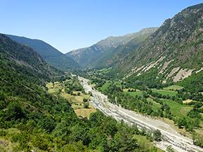 Camino del Agua en la Alta Ribagorza