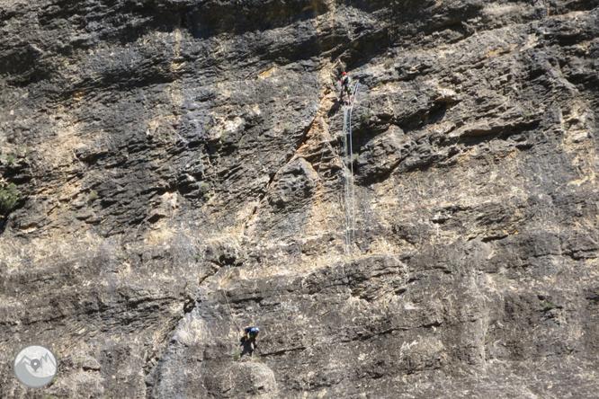 Camino del Barranc del Bosc y Roca Regina 1
