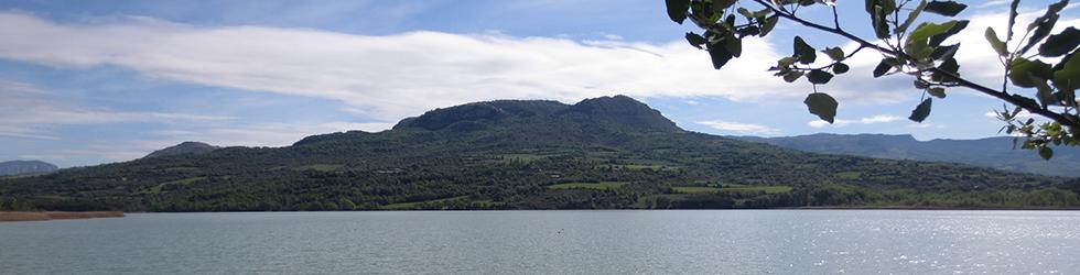 Camino del Barranc del Bosc y Roca Regina