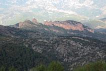 Cada vez tenemos mejores vistas de la Roca Santa.