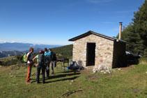 Refugio de Boumort.