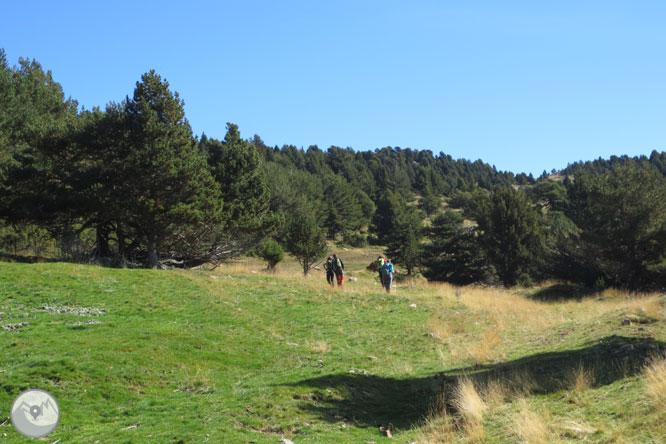 Cap de Boumort (2.077m) desde Hortoneda 1