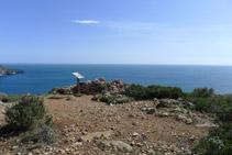 Mirador del Cap de Norfeu.