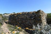 Cabaña de pastores.