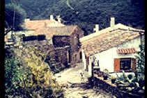 Ambiente pintoresco en la Vall de Santa Creu.