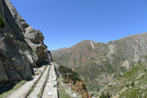 Camino del Carrilet.