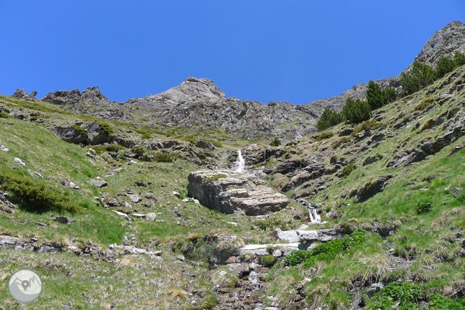 Carrilet del Estany Gento en la Vall Fosca 1