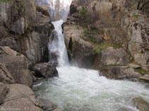 Cascada del Molí del Salt.